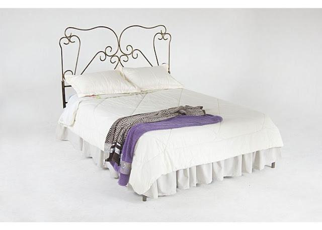 cama de casal em ferro