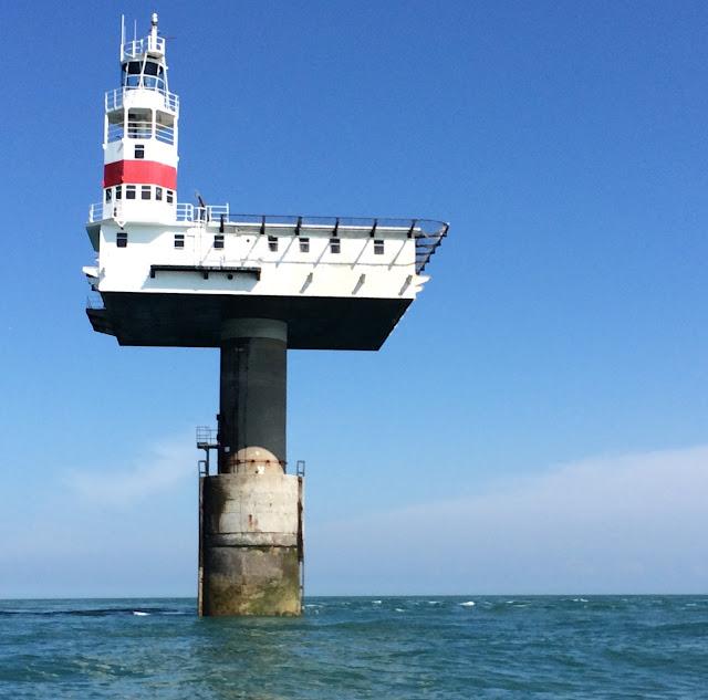 Royal Sovereign Lighthouse Trip