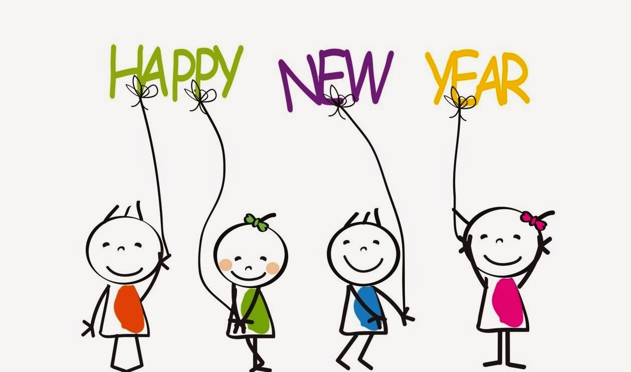 Happy New Year 2019 Cartoon Images HD