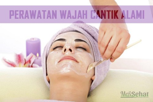 perawatan muka kusam sebelum tidur