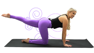 Try This Yoga Booty Challenge