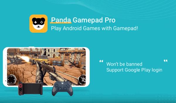 Pandaa Gamepad Premium v1.0 APK