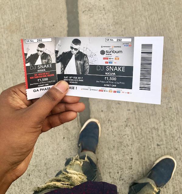 DJ Snake Live Show