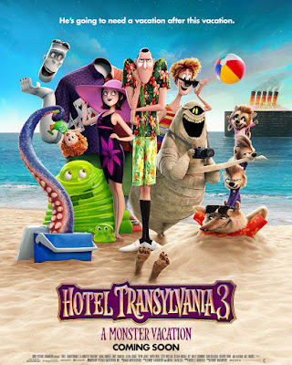 Hotel Transylvania 3 Summer Vacation Movie Poster 5