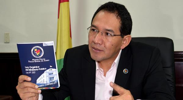 Ramiro Guerrero - Fiscal General del Estado