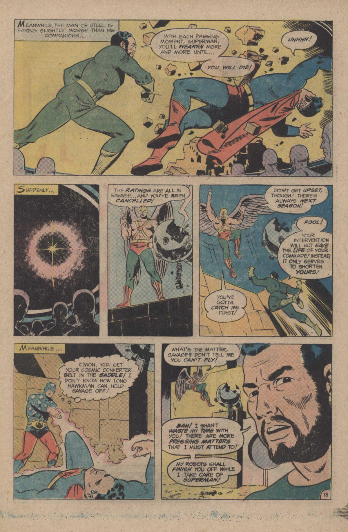 Read online All-Star Comics comic -  Issue #65 - 25