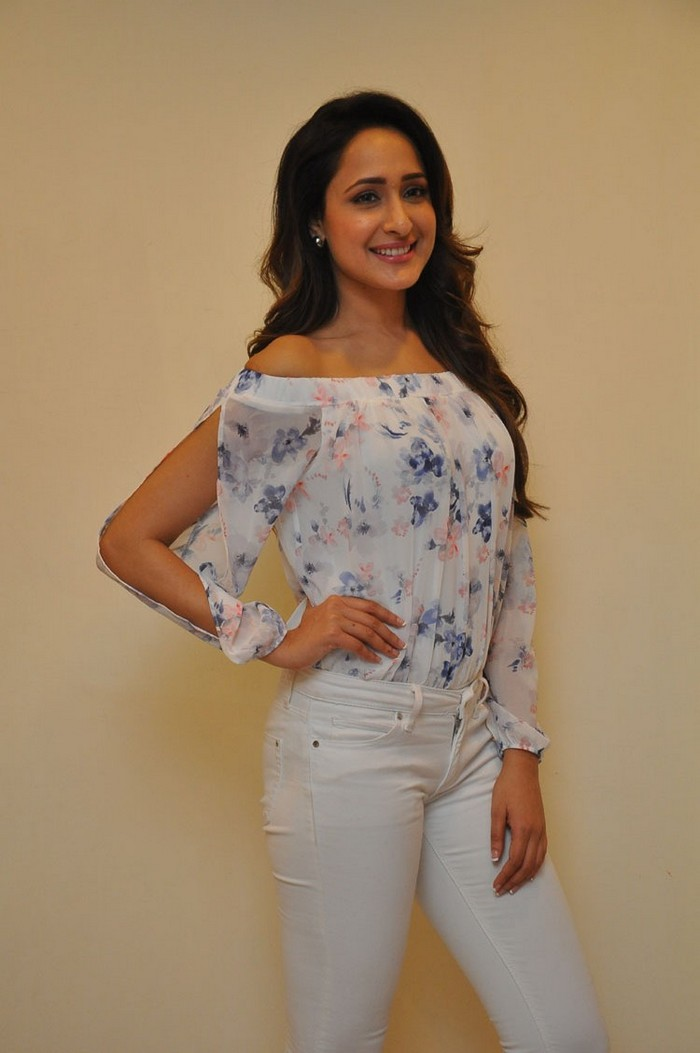 Pragya Jaiswal At Nakshatram Movie Teaser Launch Gallery