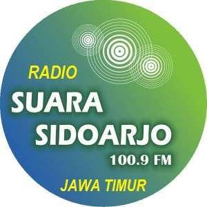 Radio Suara Sidoarjo 100.9 FM Sidoarjo Jawa timur