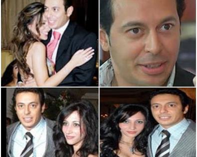 هده هي زوجه الفنان مصطفي شعبان التي كان يخفيها عن الكاميرات بسبب جمالها الخارق سبحان الله