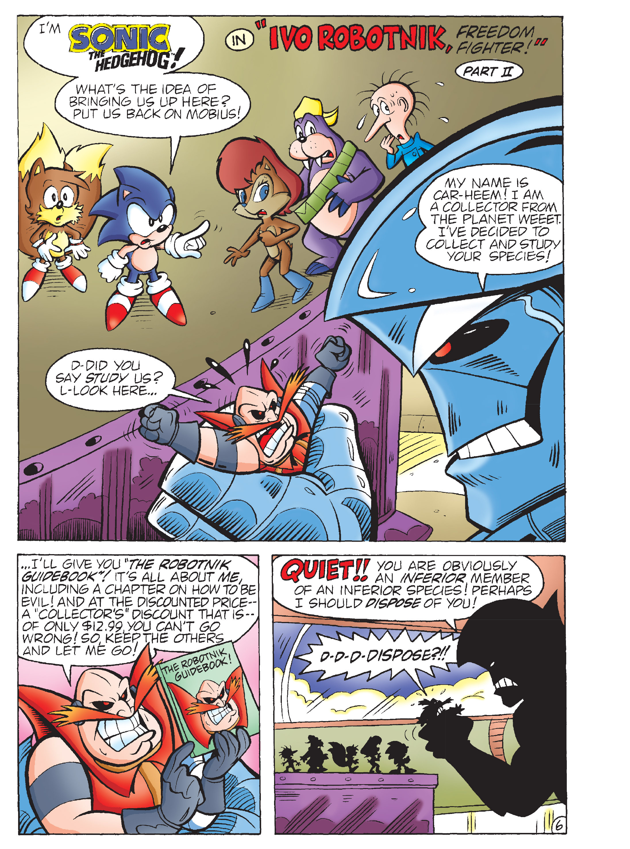 Read online Sonic Super Digest comic -  Issue #7 - 104