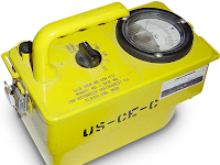 Geiger counter / Pencacah Geiger
