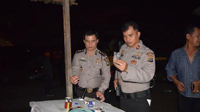 Polrestabes Medan Kembali Tunjukan TaringNya , Berantas Habis Narkoba PatumbakGempar !!!