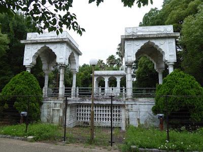 花博記念公園鶴見緑地 パキスタンの庭園