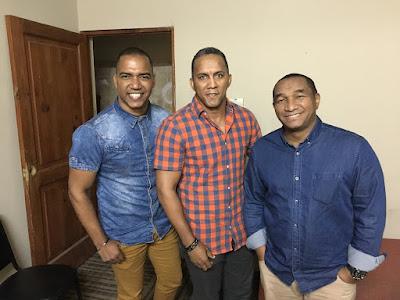 Liondy Ozoria, Manolo Ozuna y El Nagüero