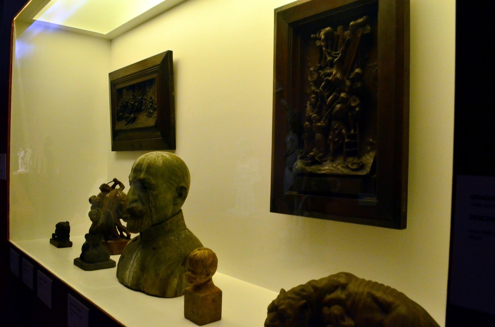 National Museum collection sculpture