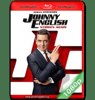 JOHNNY ENGLISH: DE NUEVO EN ACCIÓN (2018) FULL 1080P HD MKV ESPAÑOL LATINO