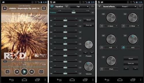 Aplikasi pemutar musik yang muncul di status BBM terbaik di android