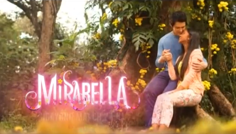 Julia Barretto and Enrique Gil for Mirabella