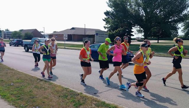 Minonk to Peoria St. Jude Run 2018, Metamora Herald