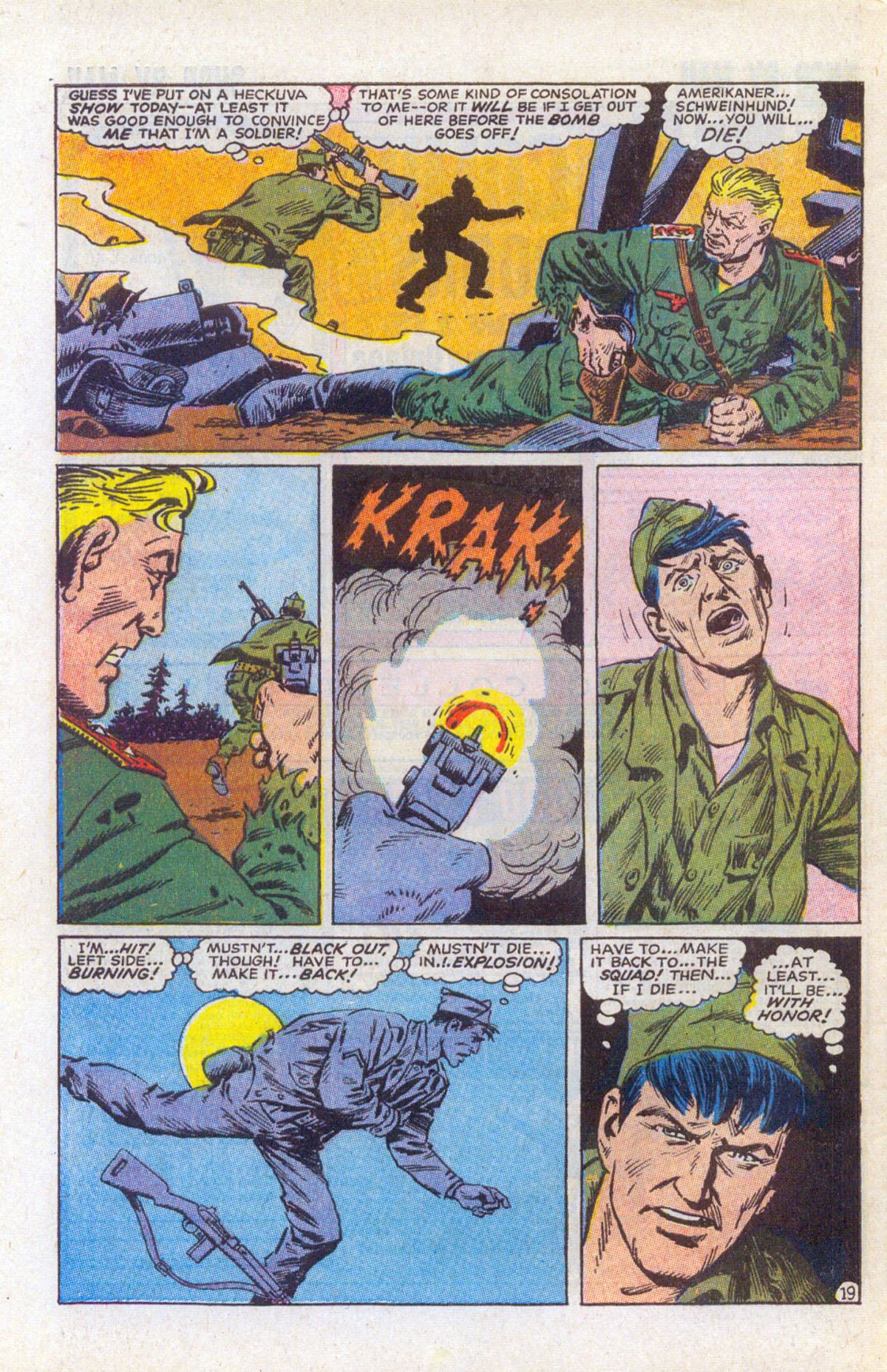 Read online Sgt. Fury comic -  Issue #63 - 28