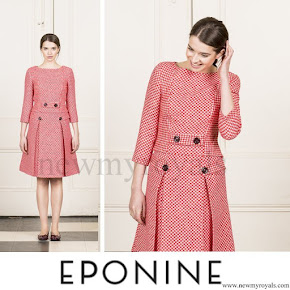 Kate Middleton wore EPONINE London Dress