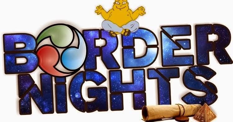 Border Nights - puntata 205 (Gaetano Balsamo, Salvo Bella, Matteo Ficara, Raul Pilotti)