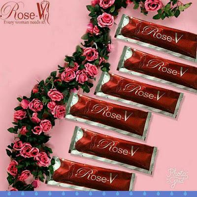 Rose V Nasa-Untuk Khusu untuk Wanita Modern