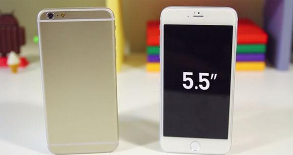 iPhone 6 Model 5.5 Inchi Miliki Fitur OIS dan Versi 128GB?