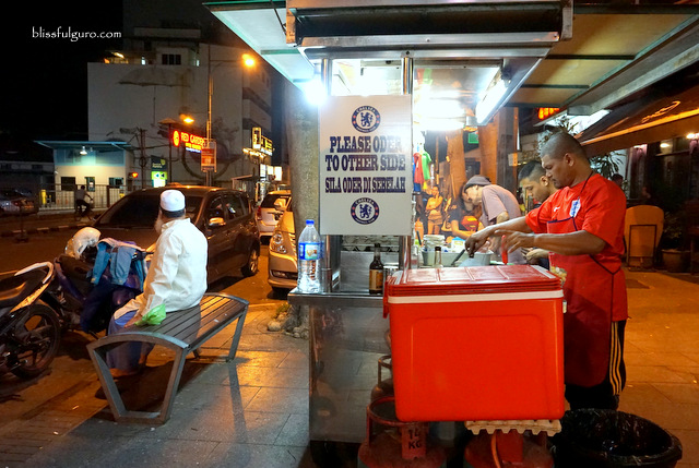 Masehi Burger Soho Penang