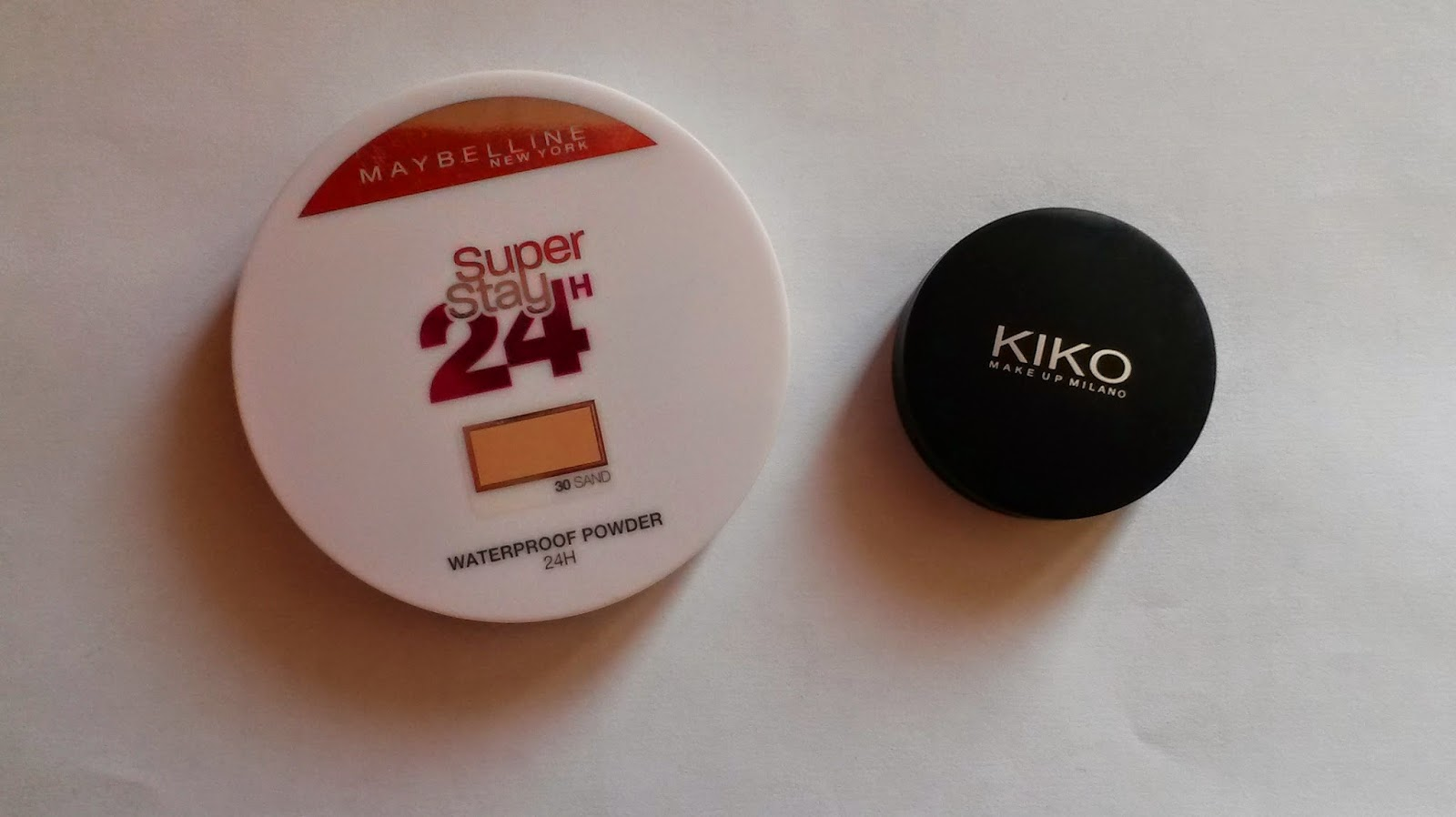 TAG Fall Favorite Things (Ce que je préfère en automne) poudre superstay 24h gemey maybelline full coverage kiko