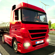 Download Truck Simulator 2018 Europe Apk v1.2.1 Mod Money For Android
