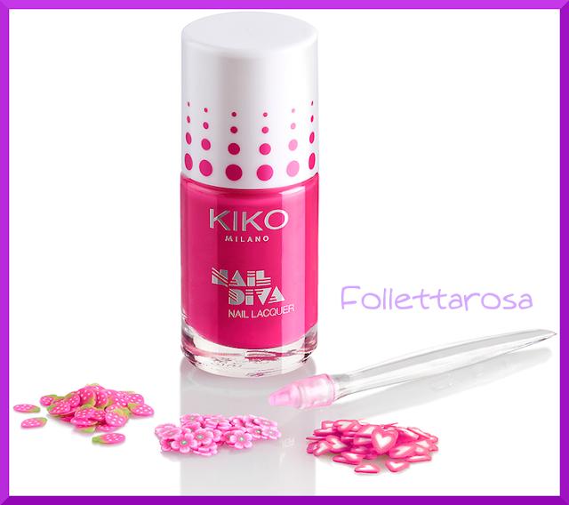 Miami beach babe kiko collezione estate 2015 - Diva nails prodotti ...