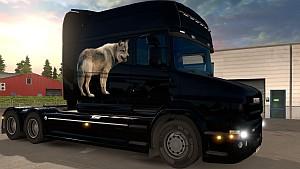 Wolf Scania T skin