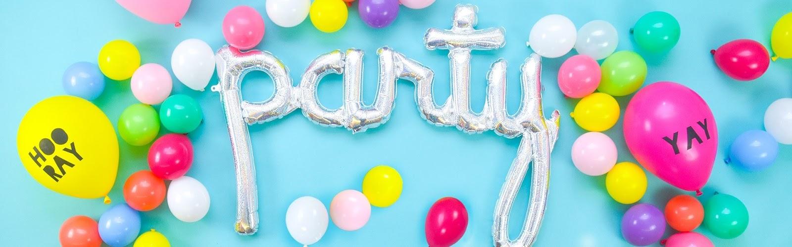 Dekoracje urodzinowe dla dzieci i dorosłych