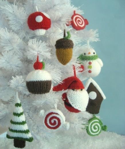 Adornos De Navidad Para Hacer Tu Mismo De Ganchillo Ministry Of Deco - Adornos-navidad-infantiles