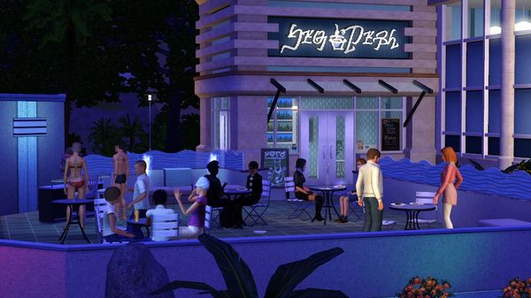 The Sims 3 Town Life Stuff Download PC