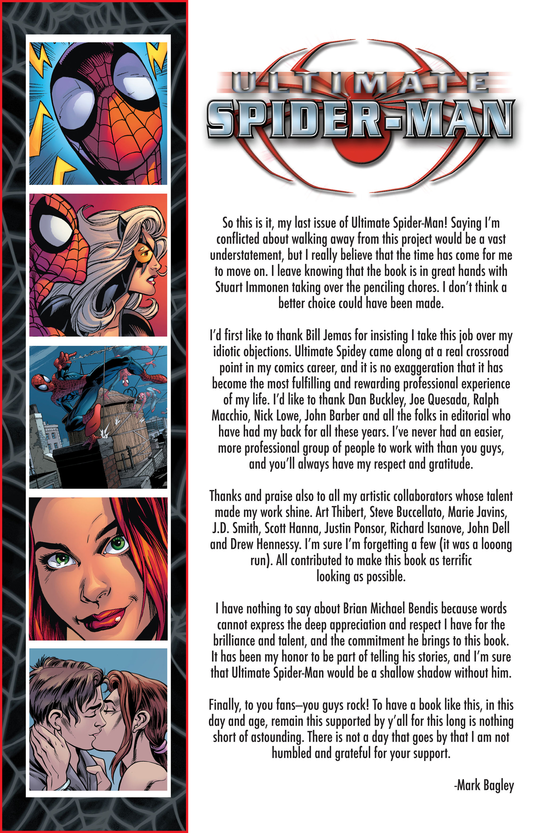 Read online Ultimate Spider-Man (2000) comic -  Issue #111 - 21
