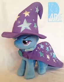 4de Trixie Plushie Pre-orders Now Available - Trixie No Cape/Hat