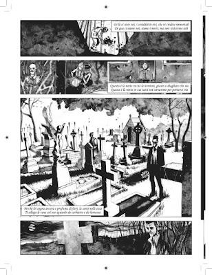Alfredo e la notte dei morti viventi, tavola 2