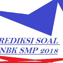 Prediksi soal un smp 2018 dilengkapi Kunci Jawaban
