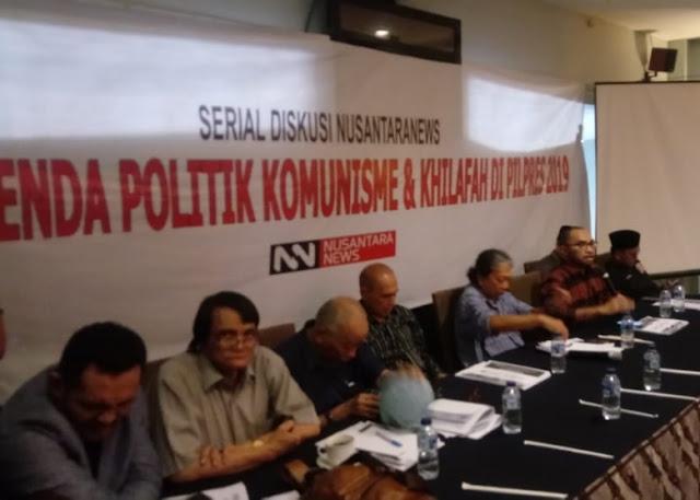 GP Ansor Tegas Tolak Keberadaan PKI dan Khilafah di Indonesia