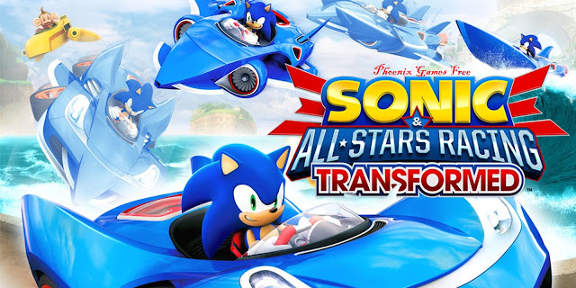 Phoenix Games Free Descargar Sonic All Stars Racing