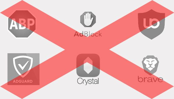 Cómo bloquear Adblock en Blogger - Charkleons.com