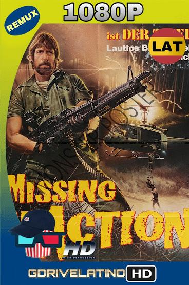 Desaparecido en Acción (1984) BDRemux 1080p Latino-Ingles MKV