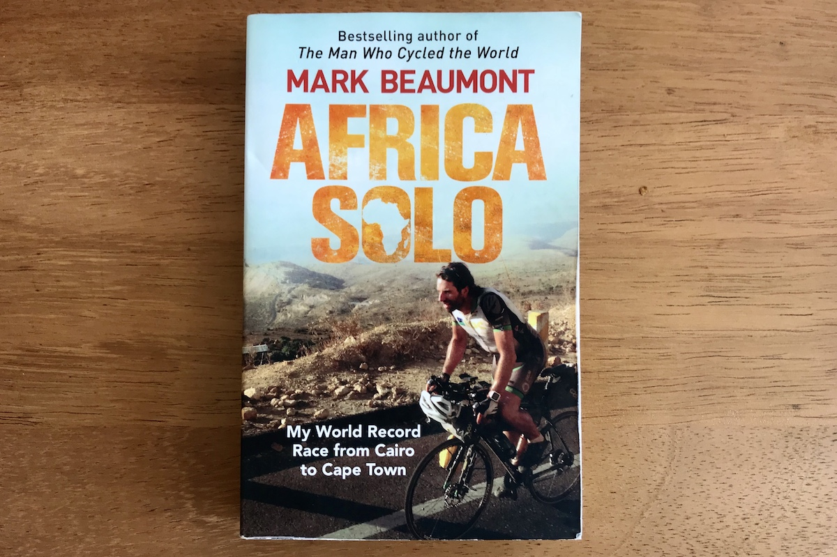 Africa Solo by Mark Beaumont
