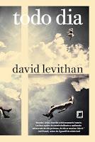 Capa do livro Todo Dia do David Levithan