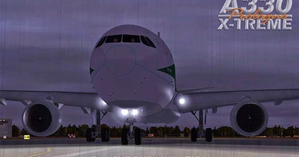 Aerosoft A330 Rutracker