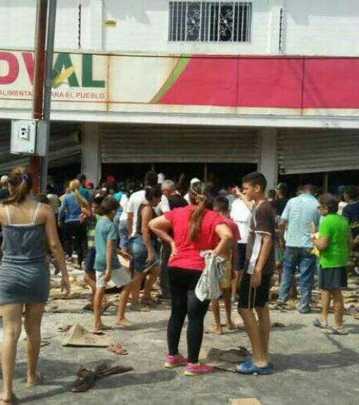 Municipio Miranda en Zulia sigue militarizado tras saqueos en Los Puertos de Altagracia