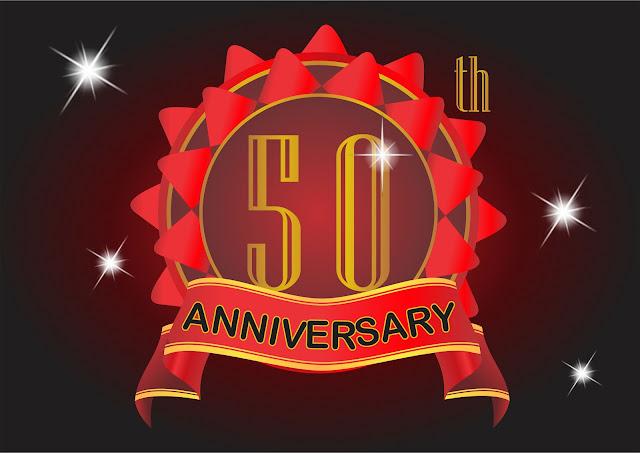 Best 50th Anniversary Design