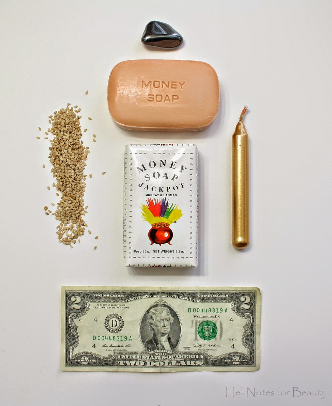 A Money Spell Kit